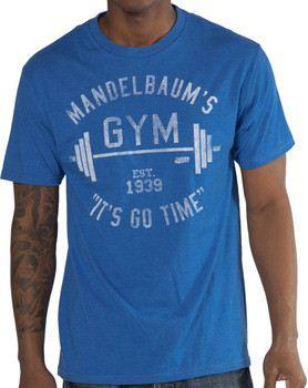Mandelbaums Gym Shirt