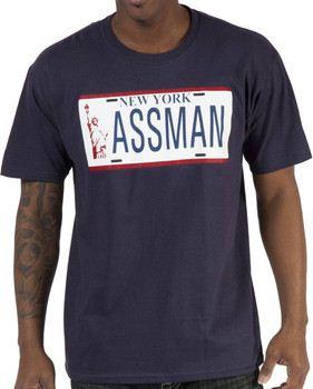 Seinfeld Assman Shirt
