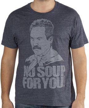 Soup Nazi Seinfeld T-Shirt