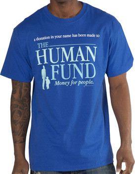 Seinfeld Human Fund T-Shirt