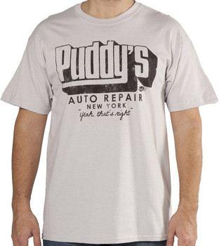 Puddys Auto Repair Shirt