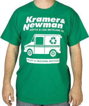 Kramer and Newman Recycling Co Shirt