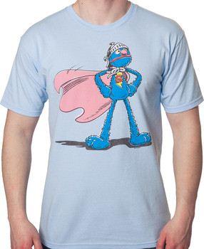 Sesame Street Super Grover T-Shirt