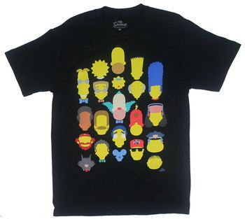 056973534 92 Awesome Simpsons T-Shirts - Teemato.com
