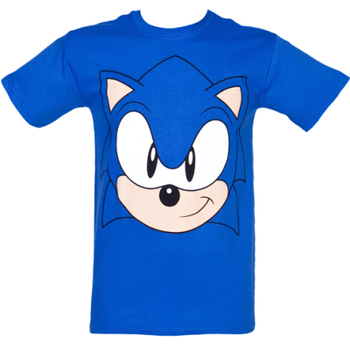 Sonic The Hedgehog Face T-Shirt