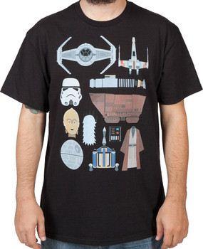 Star Wars Essentials T-Shirt