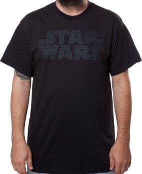Simple Star Wars Logo Shirt