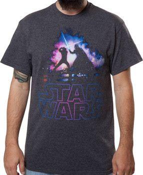 Saber Fight Star Wars Shirt