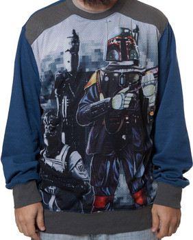 Star Wars Bounty Hunters Sweatshirt