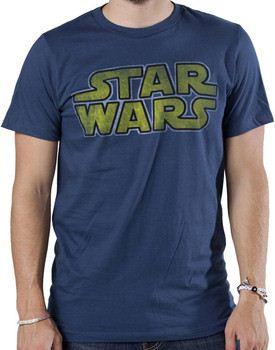 Star Wars Logo Shirt