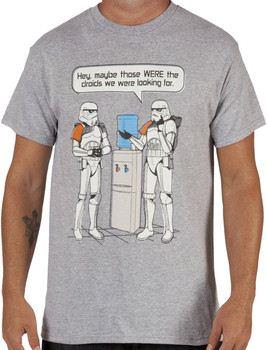 Star Wars Stormtroopers Watercooler Shirt