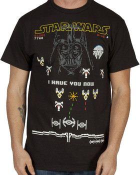 8-Bit Star Wars Shirt