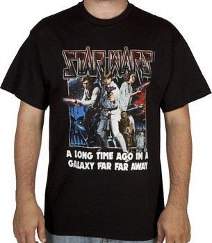Far Far Away Star Wars Shirt