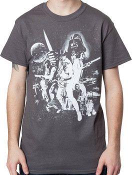 Star Wars Episode IV Shirt