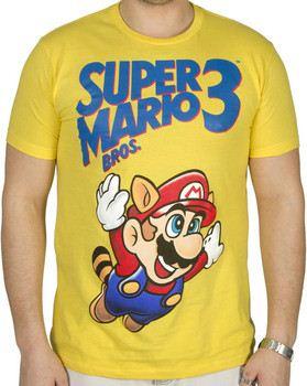 Super Mario Bros 3 Shirt