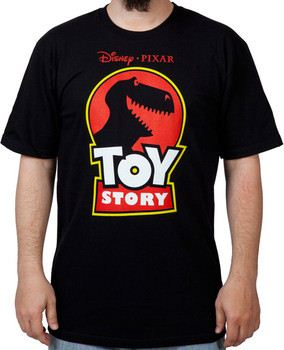 Rex Toy Story Shirt