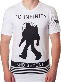 Buzz Lightyear Infinity and Beyond T-Shirt