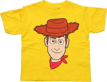 "b09e4f70 ... Disney Toy Story Woody Portrait Toddler T-Shirt. """