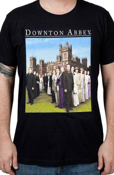 Downton Abbey Shirt