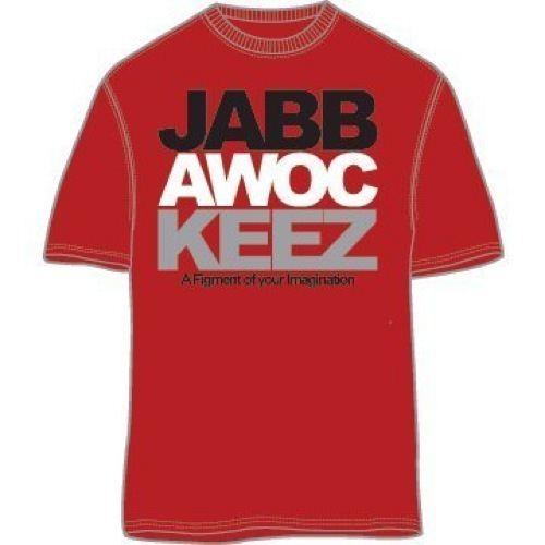 Jabbawockeez Dance Face Fill Logo Black T-shirt