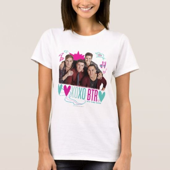 BTR Summer T-Shirt