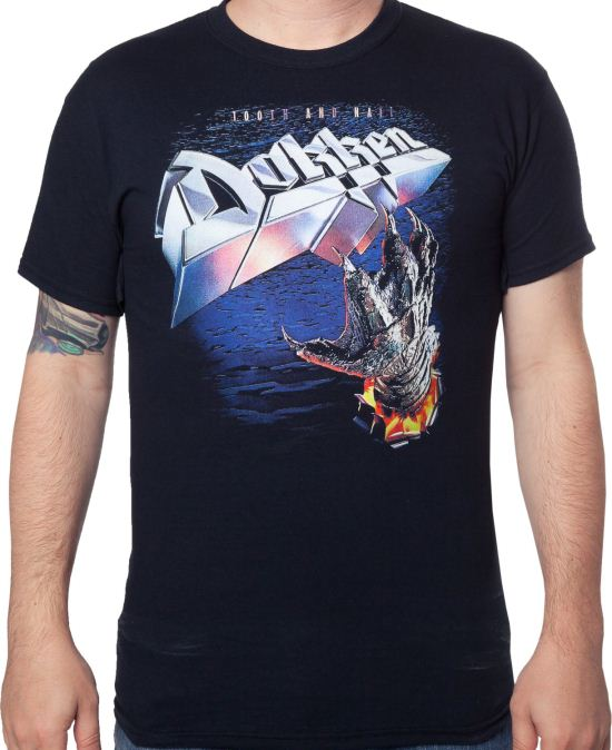 Dokken Tooth And Nail T-Shirt