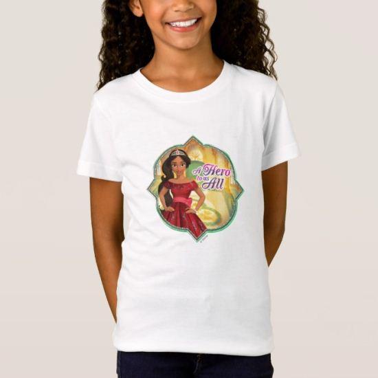 Elena | A Hero To Us All T-Shirt