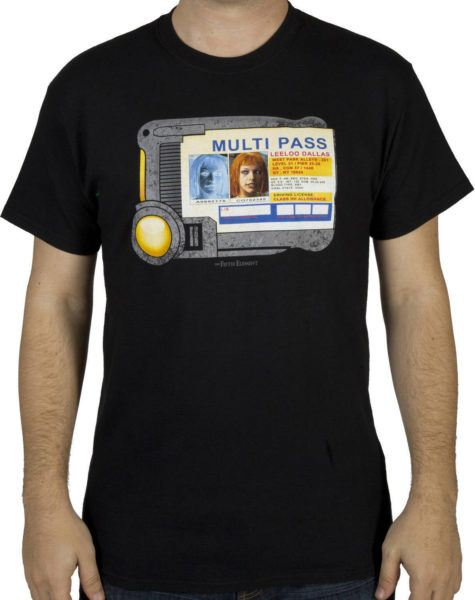 Fifth Element Multi Pass Shirt