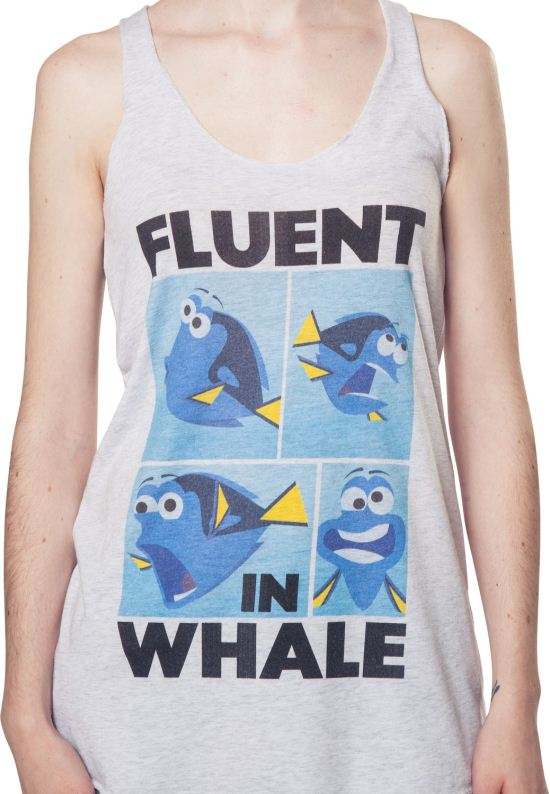 Junior Finding Dory Tank Top