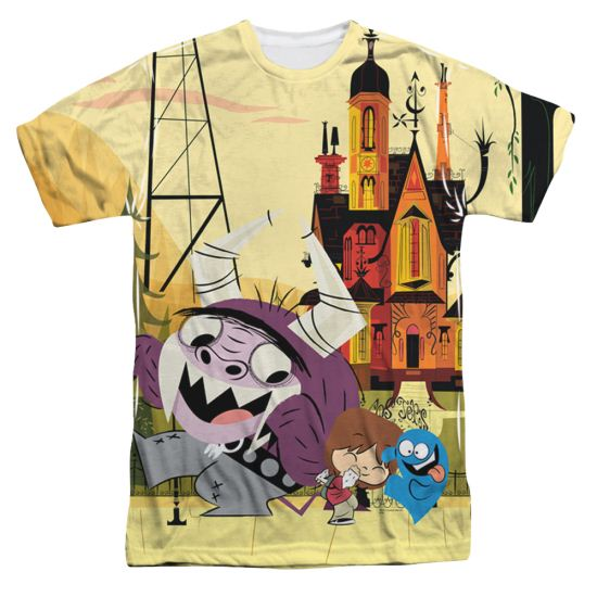 0ab93a1ee 11 Awesome Foster's Home For Imaginary Friends T-Shirts - Teemato.com