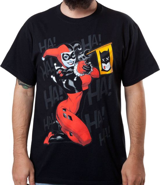 Harley Quinn Bang T-Shirt