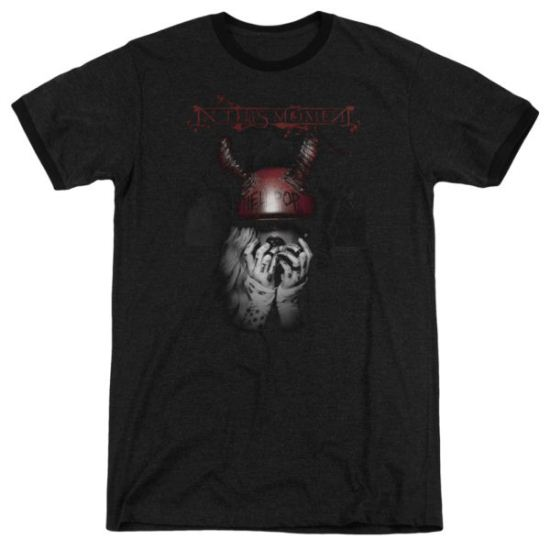 In This Moment Hellpop Black Ringer Shirt