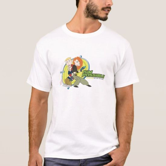 Kim Possible's Characters Disney T-Shirt