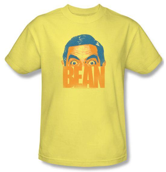 Mr. Bean Shirt Bean Adult Banana Tee T-Shirt