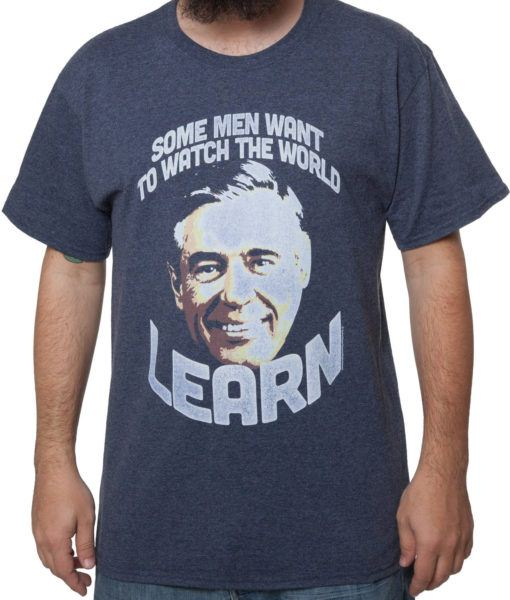 16 Awesome Mr  Rogers T-Shirts - Teemato com