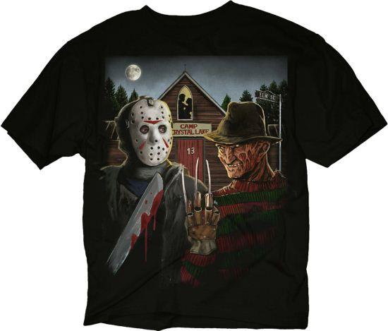 American Gothic Slashers T-Shirt