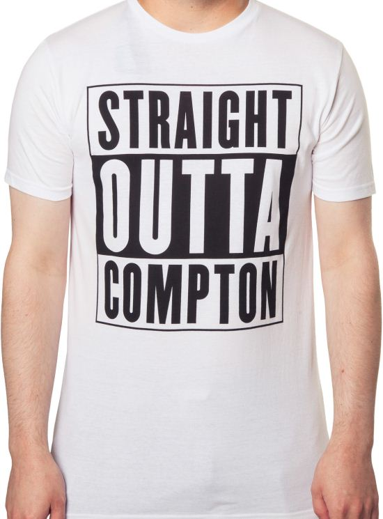 NWA Straight Outta Compton T-Shirt