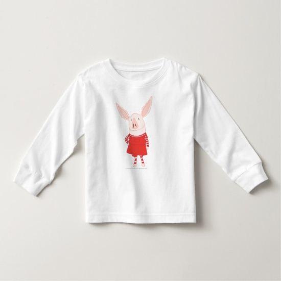 Olivia Standing Toddler T-shirt