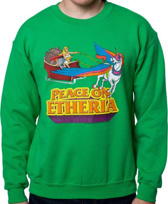 She-Ra Faux Ugly Christmas Sweater