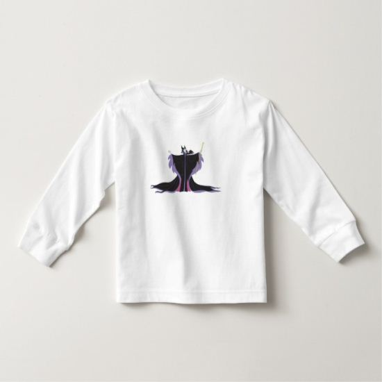 Sleeping Beauty's Evil Queen Maleficent Disney Toddler T-shirt