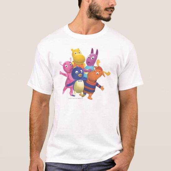 The Backyardigans | The Backyardigans T-Shirt