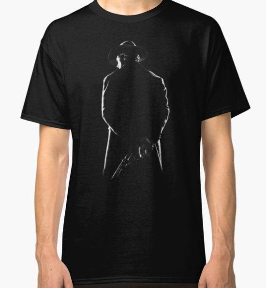 CLINT EASTWOOD - THE UNFORGIVEN Classic T-Shirt by sasha22 T-Shirt