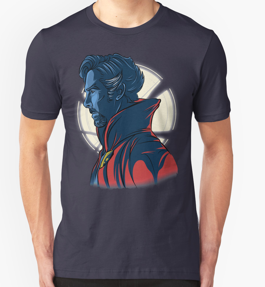 Doctor Strange T-Shirt by Gerkyart T-Shirt