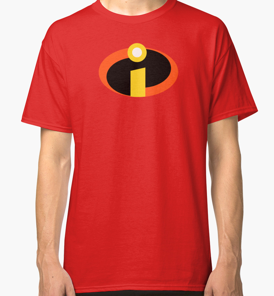 Incredibles Classic T-Shirt by pyros T-Shirt