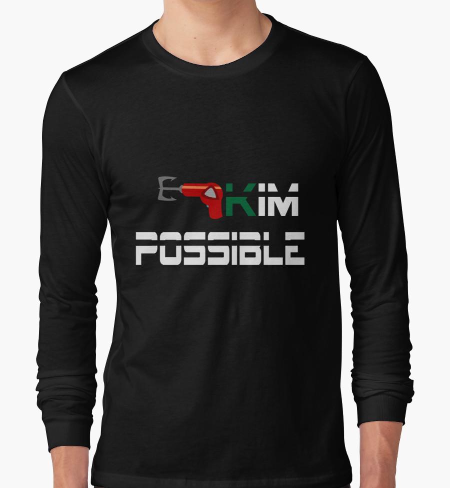 Kim Possible  T-Shirt by Pathos T-Shirt