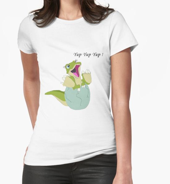 The Land Before Time T-Shirt by Bethany Christine T-Shirt