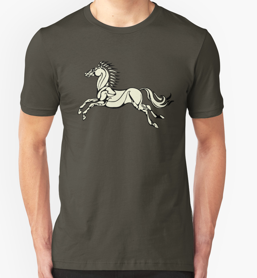 Horse of Rohan T-Shirt by tronnie T-Shirt