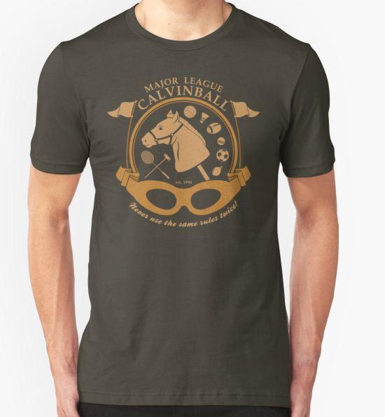 Major League Calvinball T-Shirt by jcthomason T-Shirt