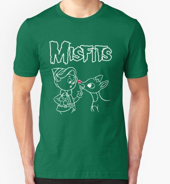 Misfits T-Shirt by Blackwing T-Shirt