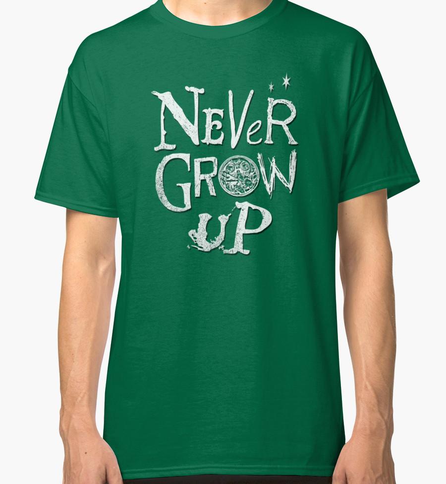 Peter Pan HCTO - PETER Classic T-Shirt by TinMan25 T-Shirt
